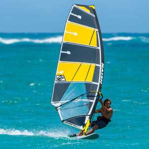 race windsurf sail