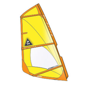 Entry-level windsurf sail, Beginner's windsurf sail - All