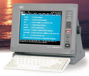 satellite phone system Inmarsat / for boats / C