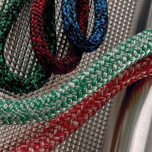 halyard / double-braid / for racing sailboats / Dyneema® core