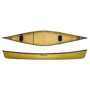 fishing canoe / hunting / tandem / fiberglass