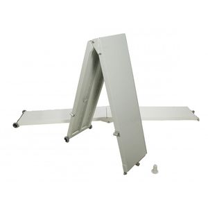 ship gangway / for yachts / folding / manual