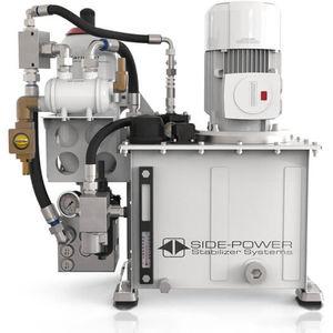 boat hydraulic power unit