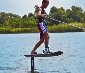 recreational water ski