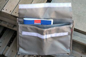 multi-use deck bag