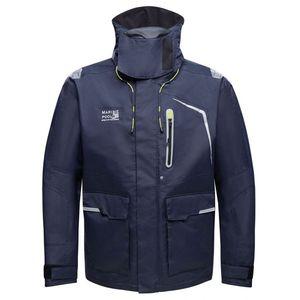 offshore sailing jacket / waterproof / breathable / hooded