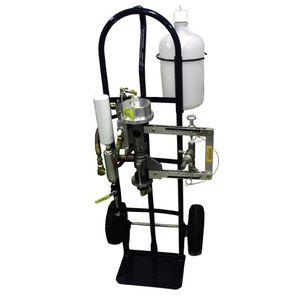 gelcoat spraying machine