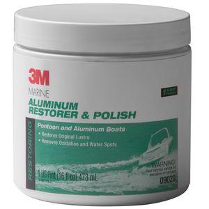 aluminum polish / for boats