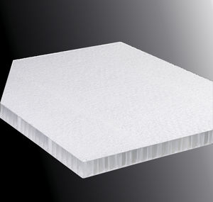 water filtration honeycomb panel
