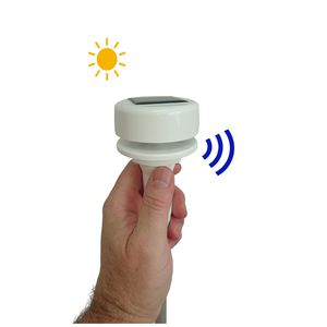 anemometer sensor / for boats / Bluetooth