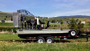 Airboat - All boating and marine industry manufacturers - Videos