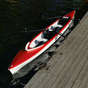 recreational rowing boat / touring / double scull