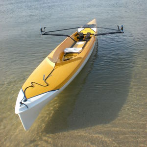 recreational rowing boat / single scull