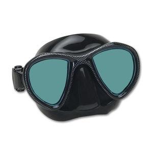 twin-lens dive mask / non-reflective