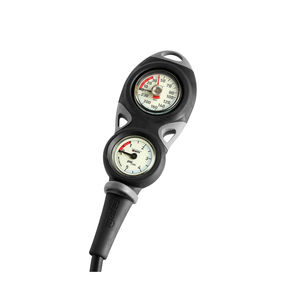 dive gauge console