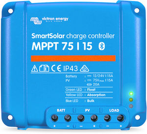 battery charge controller