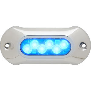 underwater yacht light / for boats / LED / surface-mount