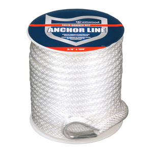 anchor line / tight braid / for boats