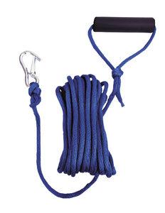 multipurpose cordage / single braid / for boats / polypropylene core