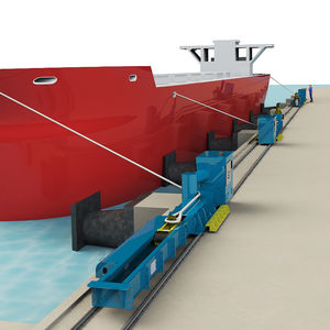 ship automatic mooring system