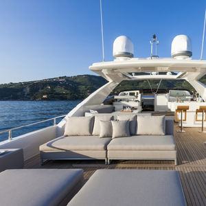 exterior decoration marine upholstery fabric / terry