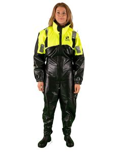 professional fishing flotation suit