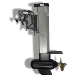 outboard engine / electric / boating / submersible
