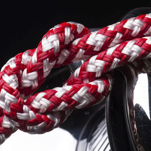 sheet cordage / double-braid / for sailing dinghies / for racing sailboats