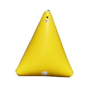 regatta buoy / special mark / tetrahedral / PVC