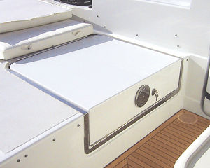 companionway door / for yachts / for boats / side-hinged