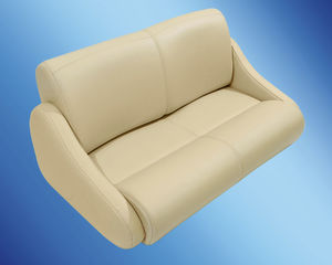helm seat / for boats / fixed / sliding