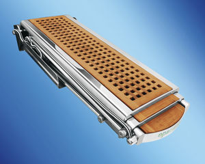 yacht gangway / for boats / telescopic / folding