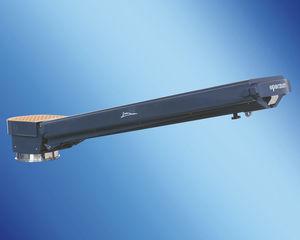 boat gangway / for yachts / rotating / hydraulic