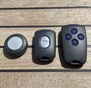 winch remote control