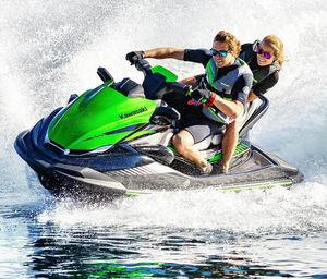 two-seater jet-ski / electric / 160 hp