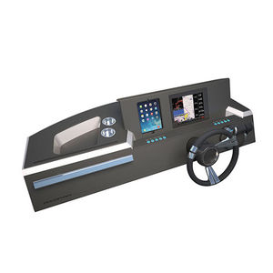 drive instrument panel / custom / for boats