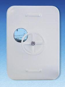 boat door / waterproof / aluminum
