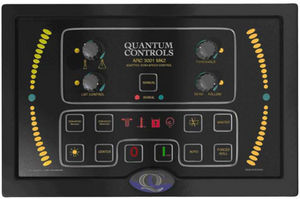 electronic yacht stabilizer control system
