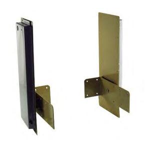 ship hinge / ratchet / damper / for fold-up beds