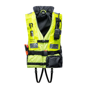 self-inflating life jacket / 225 N / professional