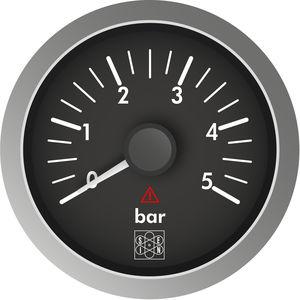 boat indicator / pressure / analog