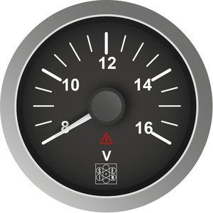 boat indicator / power / analog
