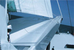 sailboat boom / custom / Park Avenue