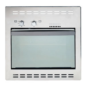 gas oven