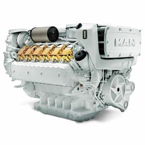 inboard engine / boating / diesel / common-rail