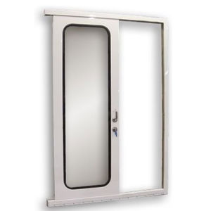 yacht sliding glass door
