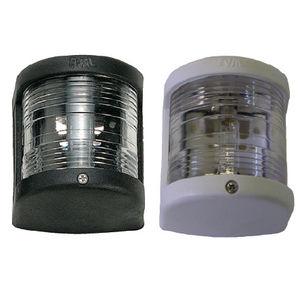 boat navigation lights / incandescent / white / stern