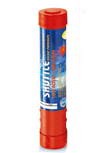 parachute signal rocket