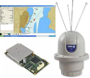 Transponder AIS - All boating and marine industry