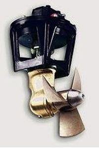 bow thruster / for boats / hydraulic